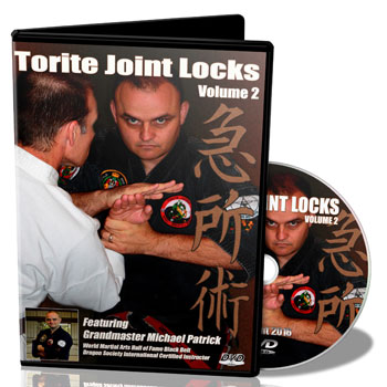 Torite Joint Locks: Volume 2