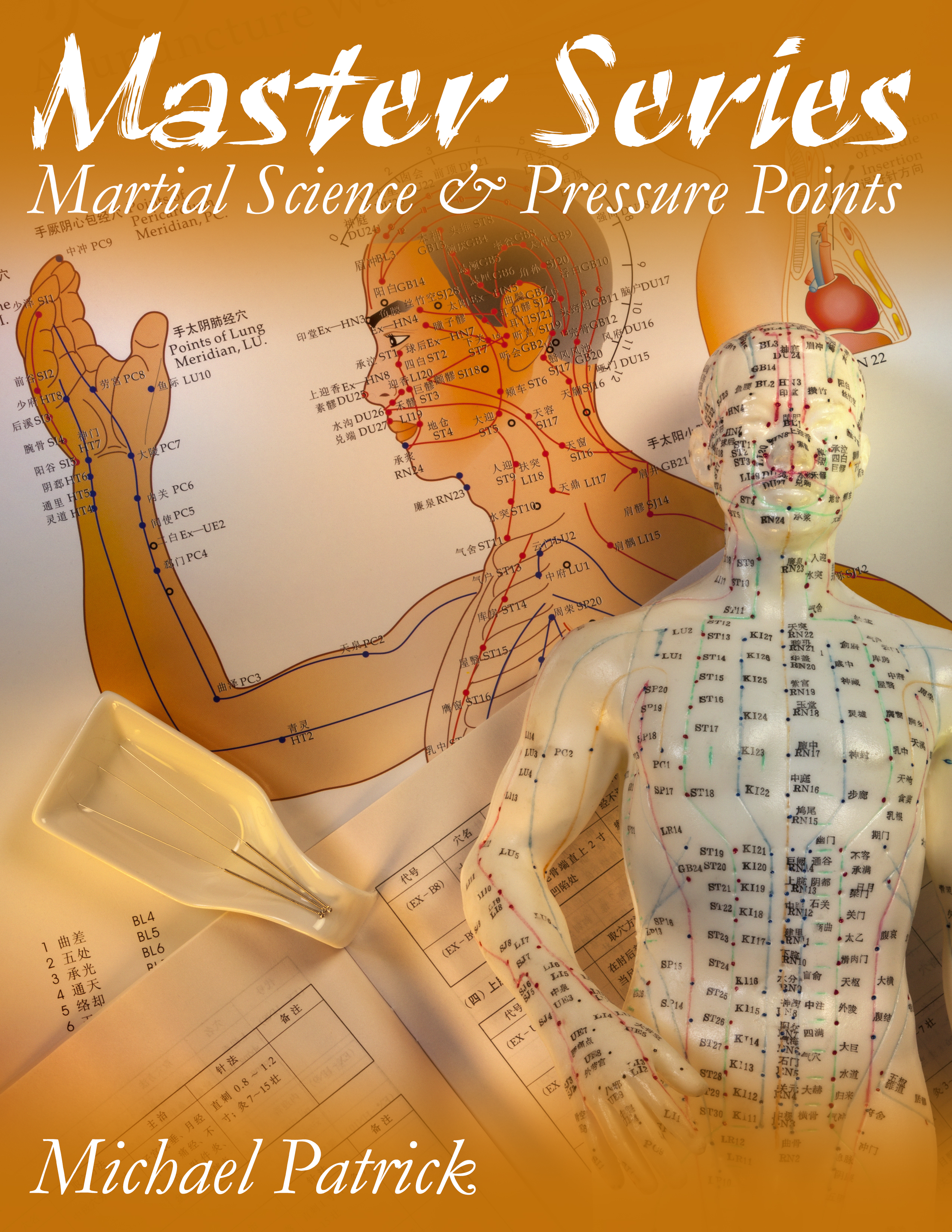 Masters Series Martial Science Pressure Points Dragon Society